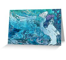 Sugar Wing Greeting Card
