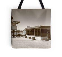Route 66 - Buckaroo Motel Tote Bag