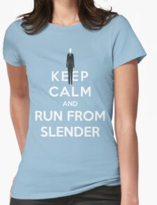 Keep Calm And Run From Slender T-Shirt