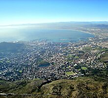 Cape Town by omhafez