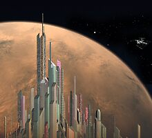 MarsView by AlienVisitor