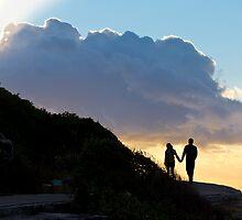 Dawn Walk by diggle