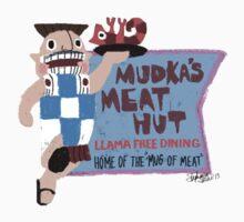 Mudka's Meat Hut Kids Clothes
