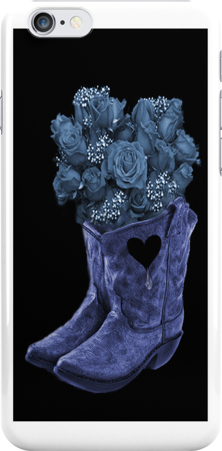 ☆ ★ ☆EVEN COWGIRLS GET THE BLUES -SOMETIMES-(AND COWBOYS 2) IPHONE CASE ☆ ★ ☆¸ by ✿✿ Bonita ✿✿ ђєℓℓσ