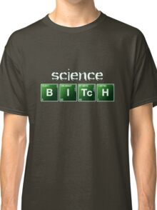 Science Bitch - Jessie Pinkman Classic T-Shirt
