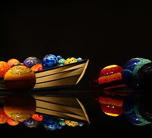 The Boats by Tamaryn de Kock