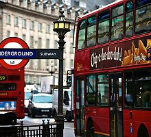 Regent St Bus by joeferma
