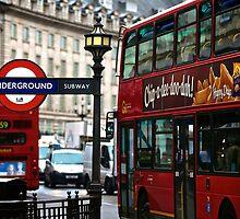 Regent St Bus by joeferma