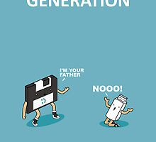 Generation by nvrdi