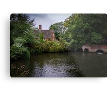 Lyng, Norfolk. Metal Print