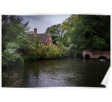 Lyng, Norfolk. Poster