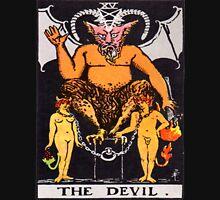 Tarot Devil Unisex T-Shirt