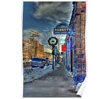 Holiday Time in Flagstaff Arizona Poster
