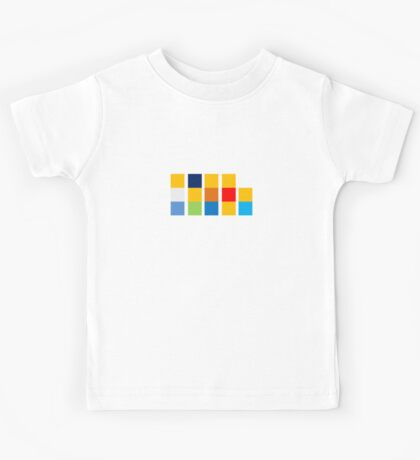 Pixeled Simpson Kids Tee