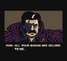 All your bacon are belong to us T-Shirt