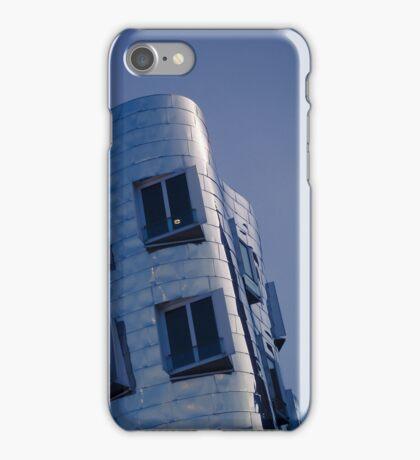 Gehry in Düsseldorf iPhone Case/Skin