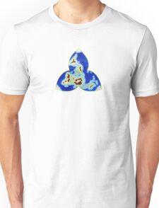 Tri-point World Map T-Shirt