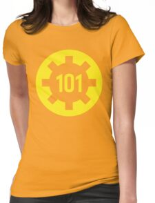 101 Womens Fitted T-Shirt