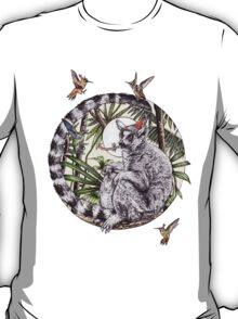 Party On Lemur T-Shirt