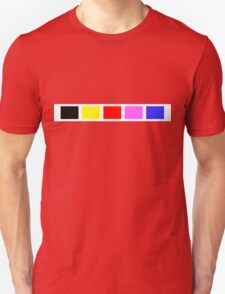 Power Rangers In Space T-Shirt