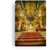 Stunning St Patricks Canvas Print