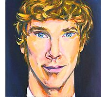 Benedict Cumberbatch Photographic Print