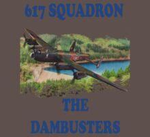 The Dambusters 617 Squadron Tee Shirt 1 Baby Tee