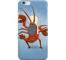 Iraq Lobster iPhone Case/Skin
