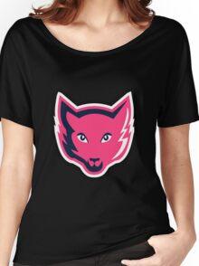 Pink Fox Women's Relaxed Fit T-Shirt