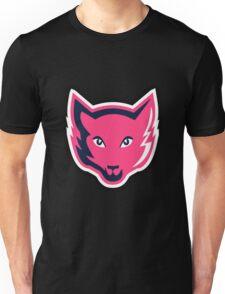 Pink Fox Unisex T-Shirt