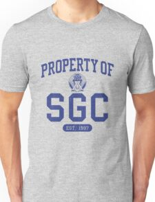 Property of SGC Unisex T-Shirt