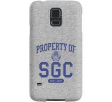Property of SGC Samsung Galaxy Case/Skin
