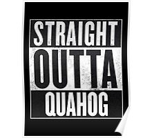 Straight Outta Quahog - The Family Guy Poster