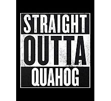 Straight Outta Quahog - The Family Guy Photographic Print
