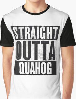 Straight Outta Quahog - The Family Guy Graphic T-Shirt