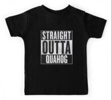 Straight Outta Quahog - The Family Guy Kids Tee