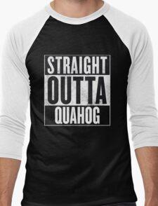 Straight Outta Quahog - The Family Guy Men's Baseball ¾ T-Shirt