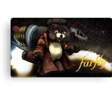 Furfly Canvas Print