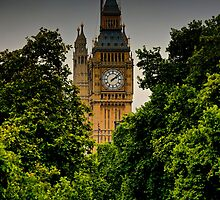 Big Ben by joeferma