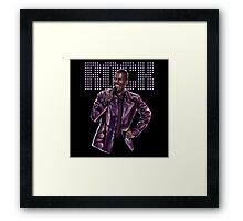 Chris Rock - Comic Timing Framed Print
