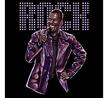 Chris Rock - Comic Timing Photographic Print