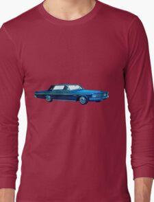 1963 Plymouth Sport Fury Long Sleeve T-Shirt