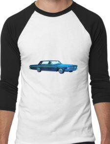 1963 Plymouth Sport Fury Men's Baseball ¾ T-Shirt