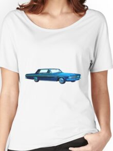 1963 Plymouth Sport Fury Women's Relaxed Fit T-Shirt