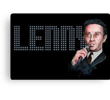 Lenny Bruce - Comic Timing Canvas Print