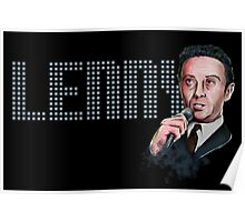 Lenny Bruce - Comic Timing Poster