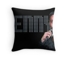 Lenny Bruce - Comic Timing Throw Pillow