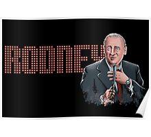 Rodney Dangerfield - Comic Timing Poster