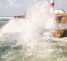 Portland Bill Storms by Chris Frost Photography