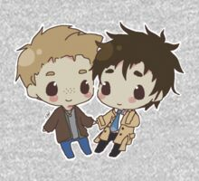 Destiel by prettyoddchild